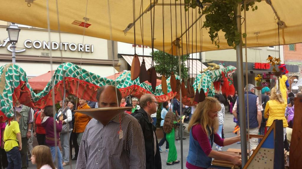 KunsthandwerkermarktKoenigshofenStand